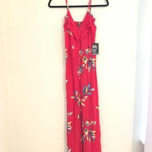 Express Womens Summer Floral dress